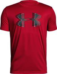 UNDER ARMOUR Kinder Tech Big Logo Solid Tee