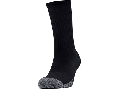 UNDERARMOUR Fußball - Textilien - Socken HeatGear Crew Socken Schwarz