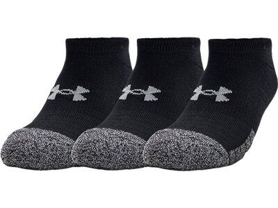 UNDER ARMOUR Herren Socken Heatgear NS Schwarz
