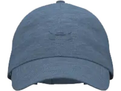 UNDER ARMOUR Damen UA Play Up Kappe in melierter Optik Blau