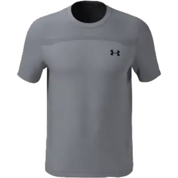UNDER ARMOUR Herren UA Seamless Kurzarm-Oberteil