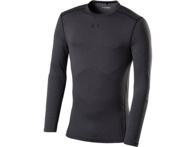 UNDER ARMOUR UNDER ARMOUR Herren Long-Sleeve UA CG ARMOUR CREW Grau