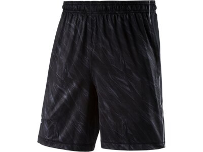 UNDER ARMOUR Herren Trainingsshorts Raid 8 Novelty Schwarz