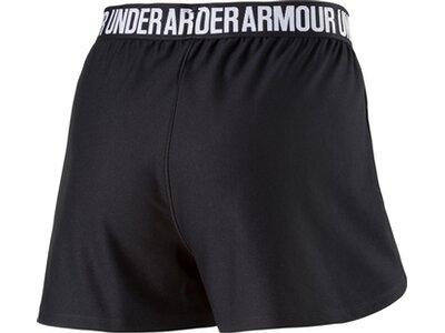 UNDER ARMOUR Damen Shorts UA Play Up Schwarz