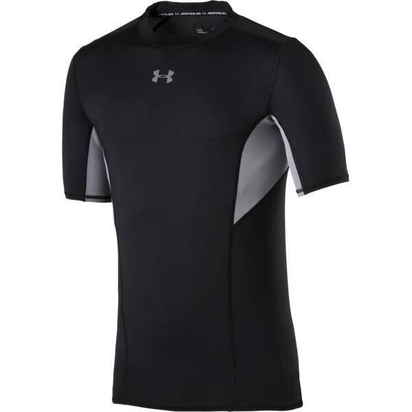 UNDER ARMOUR Herren Shirt UA CoolSwitch Schwarz