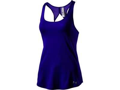 UNDER ARMOUR Damen FLY BY SOLID TANK Lila