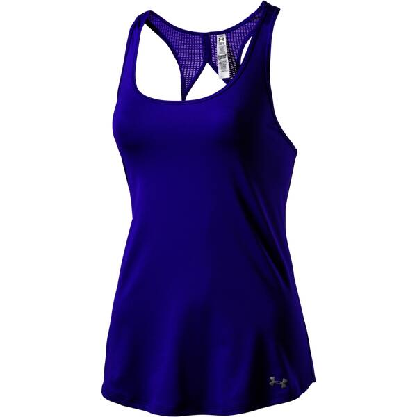 UNDER ARMOUR Damen  FLY BY SOLID TANK