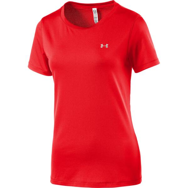 UNDERARMOUR Damen Trainingsshirt Kurzarm