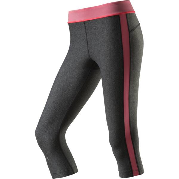 UNDER ARMOUR Damen Tight Armour Sport Schwarz