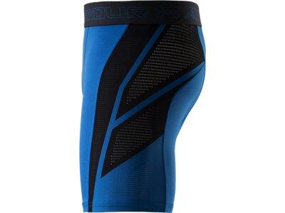 UNDER ARMOUR Herren Shorts Supervent Blau