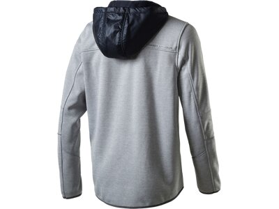 UNDER ARMOUR Herren Sweatshirt Storm Swacket Grau