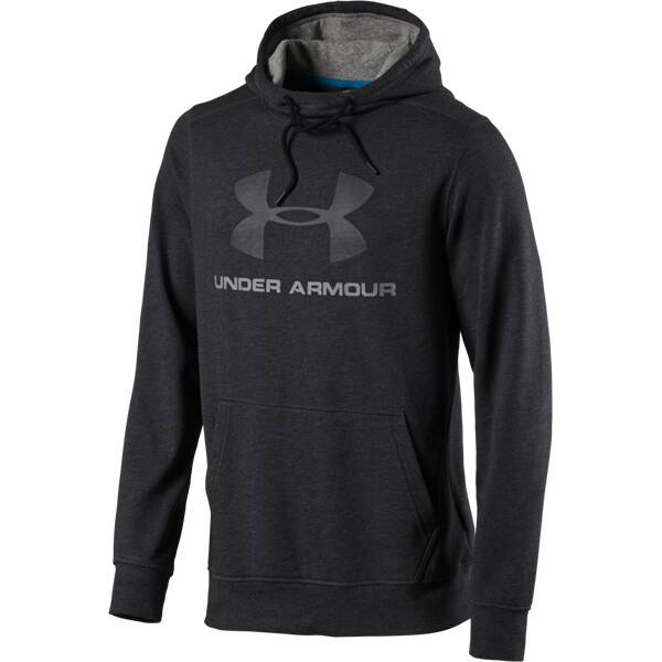 UNDER ARMOUR Herren Sweatshirt Triblend Sportstyle Logo Po