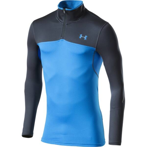 UNDER ARMOUR Herren Shirt CGI Armour Elements 1/4 Zip