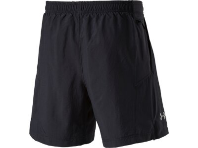 UNDER ARMOUR Herren 2-in-1 Laufshorts Launch Schwarz
