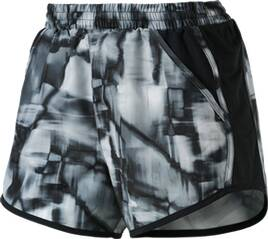 UNDER ARMOUR Damen FLY BY PRINTED SHORT