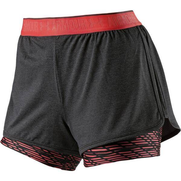 under armour damen shorts hg 2in1 online kaufen bei. Black Bedroom Furniture Sets. Home Design Ideas