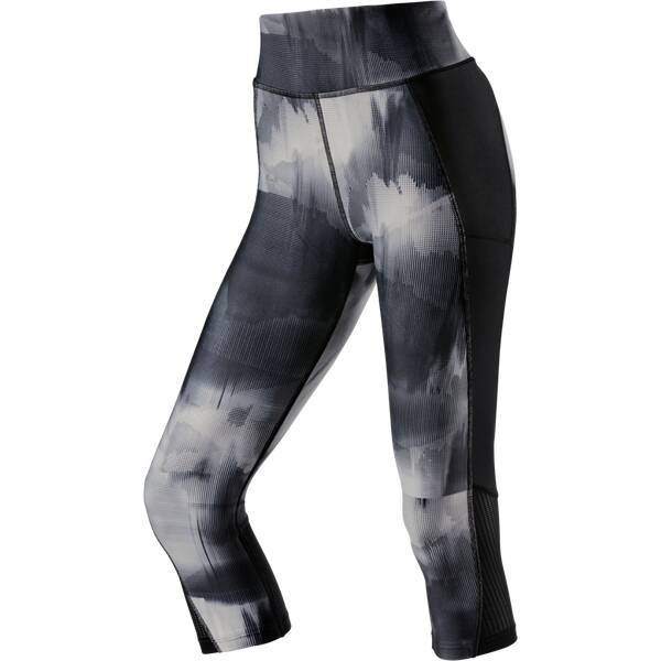 "UNDERARMOUR Damen Trainingstights ""Fly BY Printed Capri"""