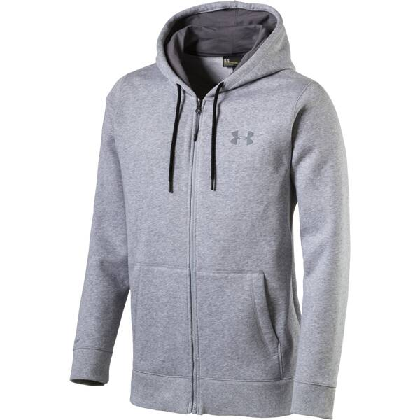 UNDER ARMOUR UNDER ARMOUR Herren Warm-up Top Threadborne FZ Hoodie