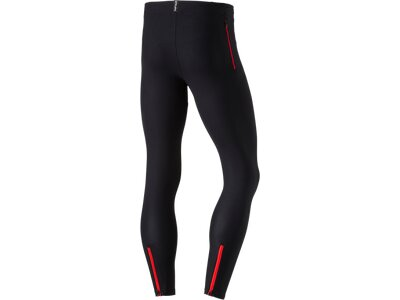 UNDER ARMOUR Herren Lauftight Run True Heatgear Tight lang Schwarz