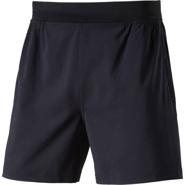 UNDER ARMOUR Herren Laufshorts Speedpocket 7 Schwarz