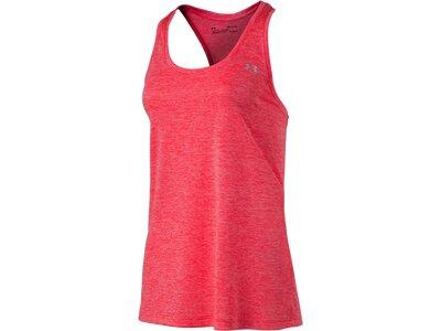 UNDER ARMOUR Damen Trainingsshirt / Tank Top Ärmellos Pink