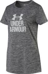UNDER ARMOUR Damen Funktionsshirt / T-Shirt Tech Crew- Graphic Twist