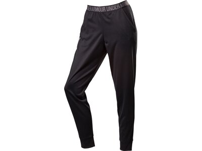 UNDER ARMOUR Damen Sporthose PLAY UP PANT - SOLID Schwarz