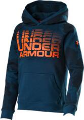 UNDER ARMOUR Kinder Kapuzensweat RIVAL WORDMARK HOODY