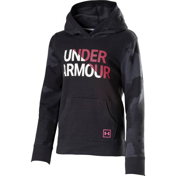 UNDER ARMOUR Kinder Shirt RIVAL HOODY