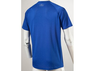 "UNDERARMOUR Herren Trainingsshirt ""UA Tech Tee"" Kurzarm Blau"