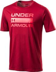 UNDERARMOUR Herren Trainingsshirt UA Team Issue Wordmark Kurzarm
