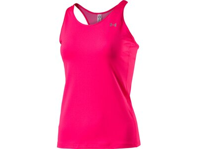 UNDER ARMOUR Damen HeatGear? Armour Racer Tanktop Pink