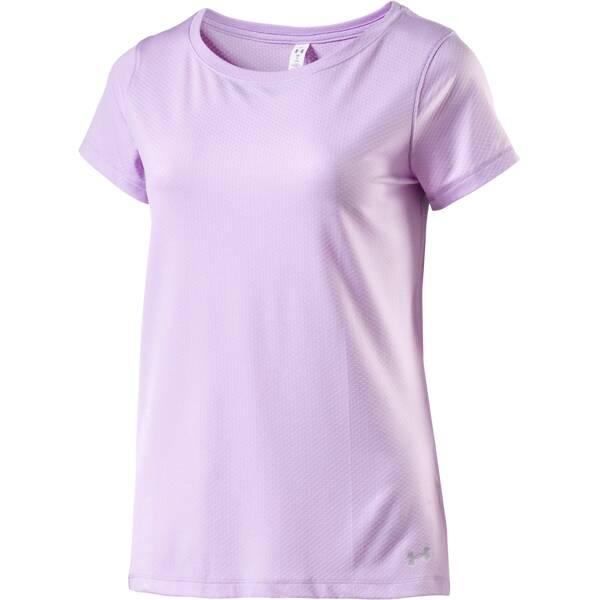 UNDER ARMOUR Damen Shirt UA HG ARMOUR SS