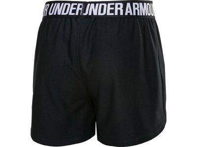 UNDER ARMOUR Kinder Shorts PLAY UP Schwarz