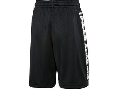 UNDER ARMOUR Kinder Shorts PROTOTYPE WORDMARK Schwarz