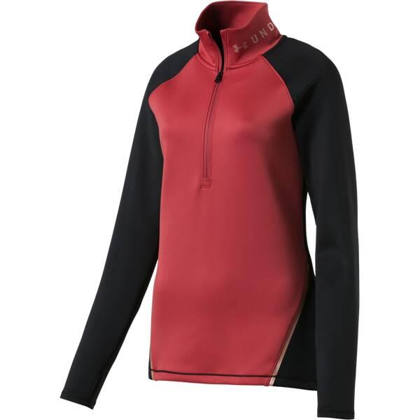 UNDER ARMOUR Damen Shirt UA CG 1/2 ZIP