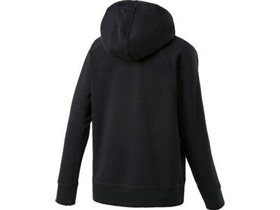 """UNDERARMOUR Damen Kapuzen-Sweatshirt """"Rival Fleece Sportstyle Graphic Hoodie"""" Schwarz"""
