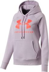UNDER ARMOUR Damen RIVAL FLEECE SPORTSTYLE GRAPHIC HOODIE