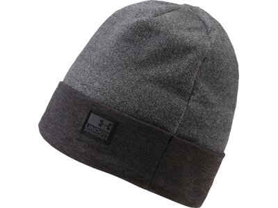 UNDER ARMOUR CGI FLEECE BEANIE Schwarz