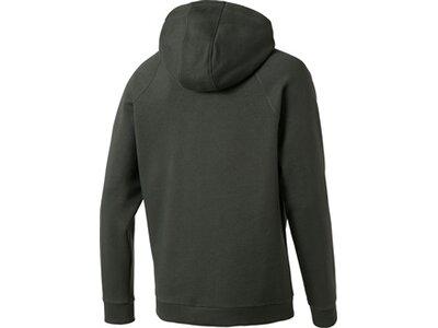 """UNDERARMOUR Herren Sweatshirt """"Rival Fleece Sportstyle Logo Hoodie"""" Grün"""