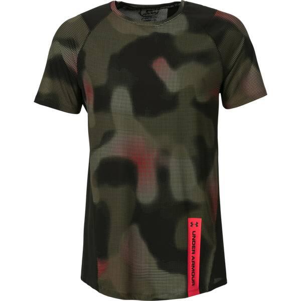 UNDER ARMOUR Herren T-Shirt MK1 SS Printed