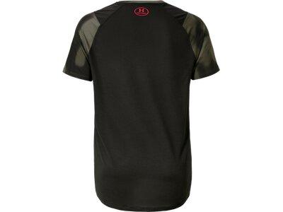 UNDER ARMOUR Herren T-Shirt MK1 SS Printed Grün