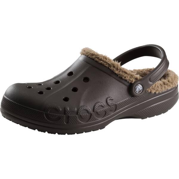 CROCS Herren Clogs Baya Lined | Schuhe > Clogs & Pantoletten > Clogs | Dunkelbraun | Crocs