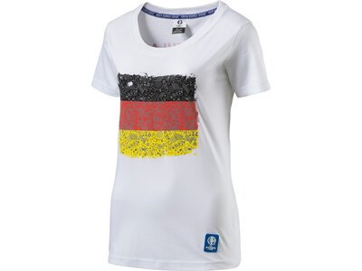 OLP Damen Shirt Country Weiß