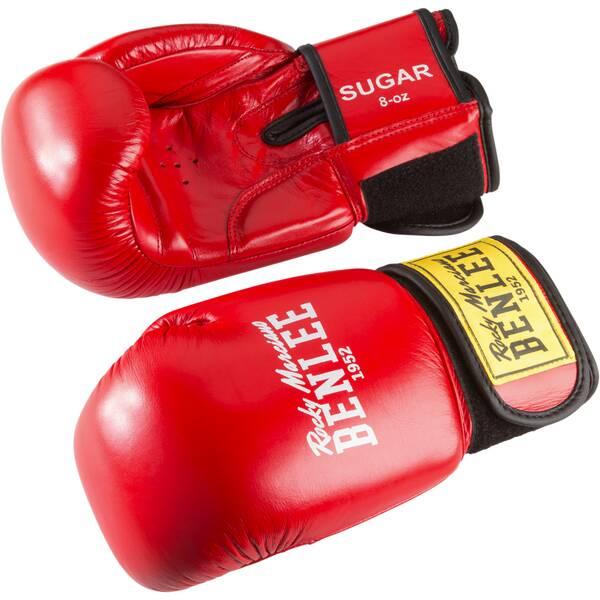 BEN LEE Handschuhe Box-Handsch.Sugar Rot