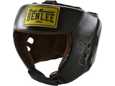 BEN LEE Helm Kopfschutz Schwarz