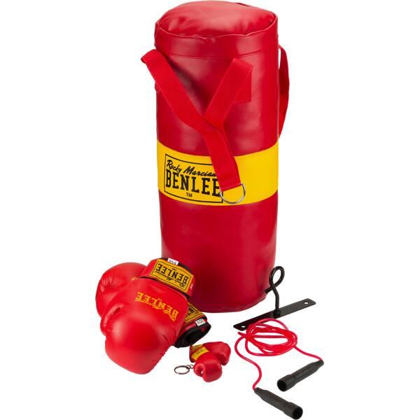 BENLEE Boxing Bag & Gloves Set PUNCHY