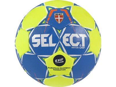 SELECT Handball Maxi Grip 2.0 Blau