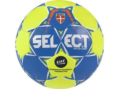 SELECT Handball Maxi Grip 2.0 Gr. 1 Blau