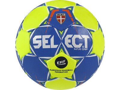 SELECT Damen HandballMaxi Grip 2.0 Größe 2 Blau